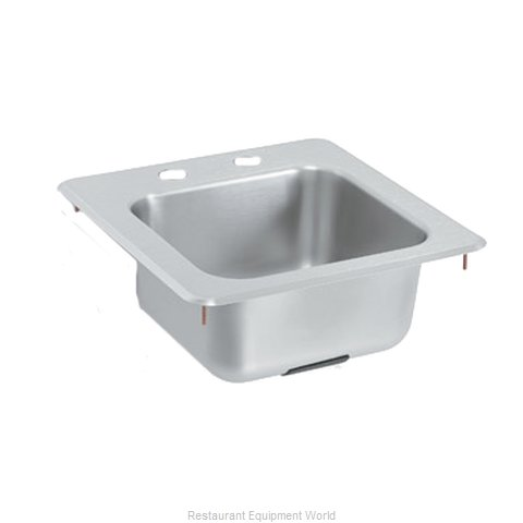 Vollrath 155-4 Underbar Sink, Drop-In