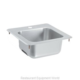 Vollrath 1551 Underbar Sink, Drop-In