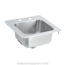 Vollrath 1554-C Underbar Sink, Drop-In
