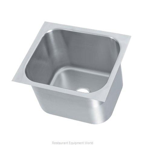 Vollrath 16141-1 Sink Bowl, Weld-In / Undermount