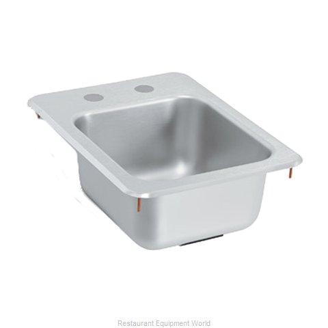 Vollrath 1734-C Underbar Sink, Drop-In