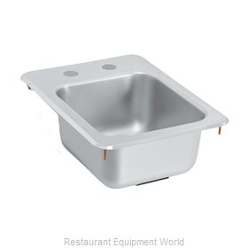 Vollrath 1734-C Underbar Sink, Drop-In
