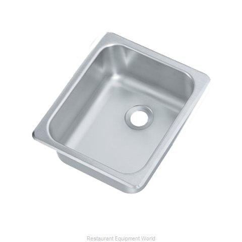 Vollrath 212560 Sink, Drop-In