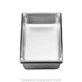 Vollrath 30020 Steam Table Pan, Stainless Steel