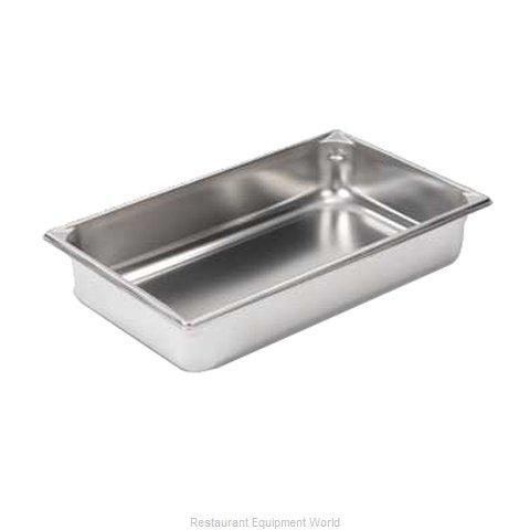Vollrath 30042 Steam Table Pan, Stainless Steel