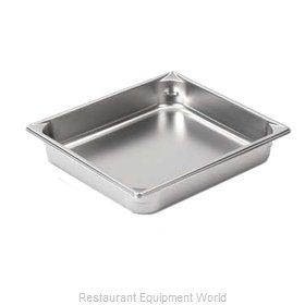 Vollrath 30222 Steam Table Pan, Stainless Steel