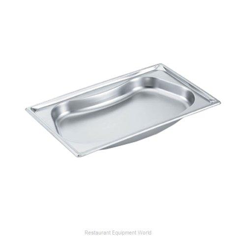 Vollrath 3101120 Steam Table Pan, Stainless Steel
