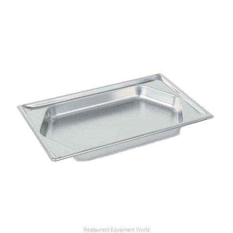 Vollrath 3101240 Steam Table Pan, Stainless Steel