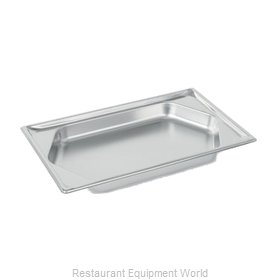 Vollrath 3101240 Steam Table Pan, Stainless Steel