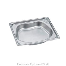 Vollrath 3102120 Steam Table Pan, Stainless Steel
