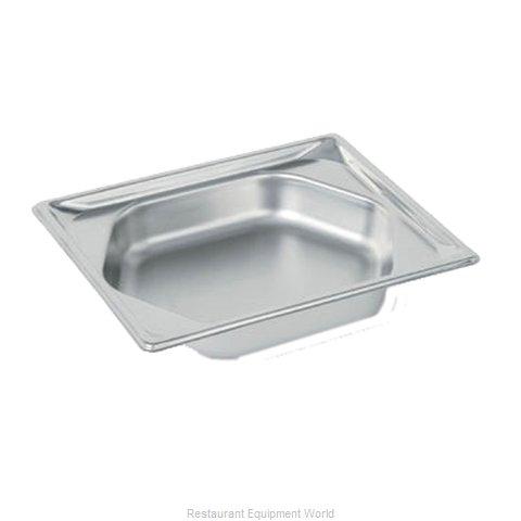 Vollrath 3102220 Steam Table Pan, Stainless Steel
