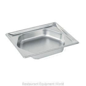 Vollrath 3102220 Steam Table Pan, Stainless Steel