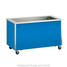 Vollrath 36377 Serving Counter, Hot Food, Electric
