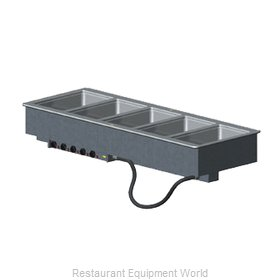 Vollrath 36408 Hot Food Well Unit, Drop-In, Electric