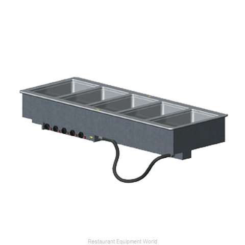 Vollrath 3640801 Hot Food Well Unit, Drop-In, Electric