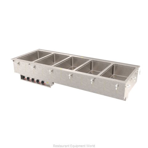 Vollrath 3640870HD Hot Food Well Unit, Drop-In, Electric