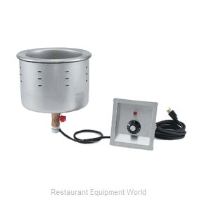 Vollrath 36463 Hot Food Well Unit, Drop-In, Electric