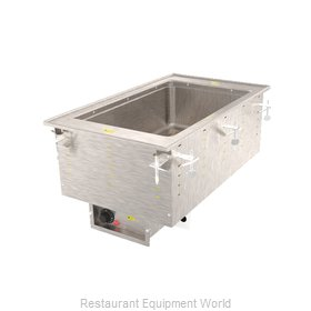 Vollrath 36466HD Hot Food Well Unit, Drop-In, Electric