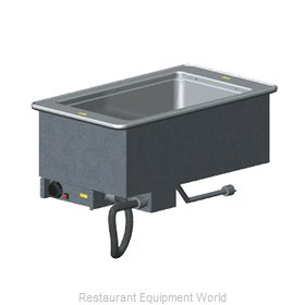 Vollrath 3646711 Hot Food Well Unit, Drop-In, Electric