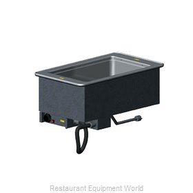 Vollrath 36471 Hot Food Well Unit, Drop-In, Electric