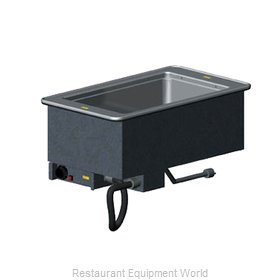 Vollrath 3647110 Hot Food Well Unit, Drop-In, Electric