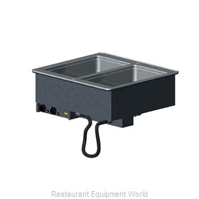Vollrath 3647260 Hot Food Well Unit, Drop-In, Electric