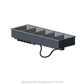Vollrath 3647560 Hot Food Well Unit, Drop-In, Electric