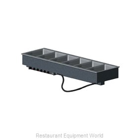 Vollrath 3647650 Hot Food Well Unit, Drop-In, Electric
