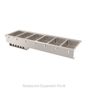 Vollrath 3647650HD Hot Food Well Unit, Drop-In, Electric