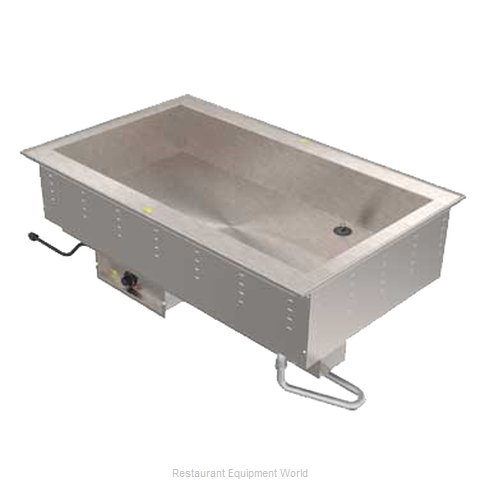 Vollrath 36501240 Hot Food Well Unit, Drop-In, Electric