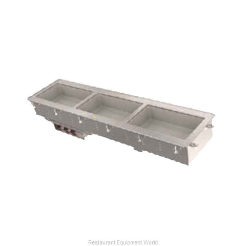 Vollrath 3664130 Hot Food Well Unit, Drop-In, Electric