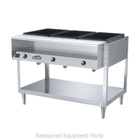 Vollrath 38116 Serving Counter Hot Food Steam Table Electric