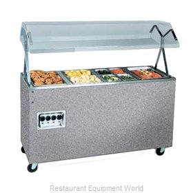 Vollrath 38935464 Serving Counter, Hot Food, Electric