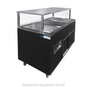 Vollrath 397092 Serving Counter, Hot Food, Electric