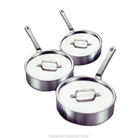 Vollrath 4020 Shallow-Style Sauce Pan (Magnified)