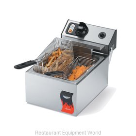 Vollrath 40706 Countertop Electric Fryer