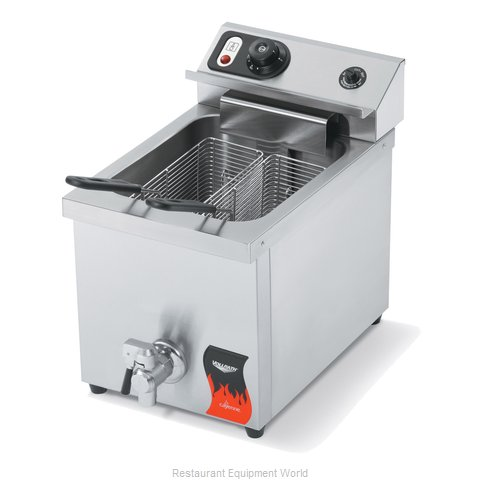 Vollrath 40709 Countertop Electric Fryer (Magnified)