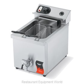 Vollrath 40709 Fryer, Electric, Countertop, Full Pot