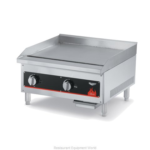 Vollrath 40721 Griddle, Gas, Countertop