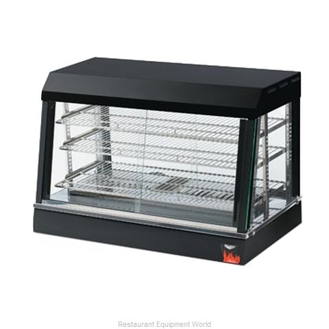Vollrath 40734 Display Case, Hot Food, Countertop (Magnified)