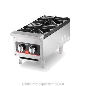 Vollrath 40736 Hotplate, Countertop, Gas