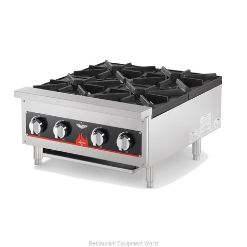 Vollrath 40737 Hotplate, Countertop, Gas (Magnified)