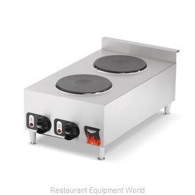 Vollrath 40739 Hotplate, Countertop, Electric