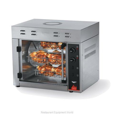 Vollrath 40841 Oven, Electric, Rotisserie