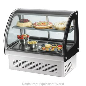 Vollrath 40843 Refrigerated Merchandiser, Drop-In