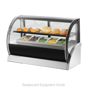 Vollrath 40855 Display Case, Hot Food, Countertop