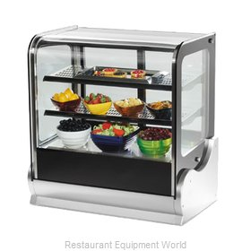 Vollrath 40862 Display Case, Refrigerated, Countertop