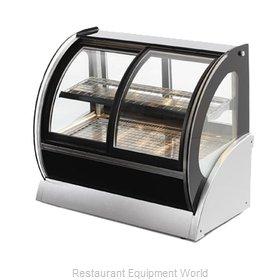 Vollrath 40880 Display Case, Refrigerated Deli, Countertop