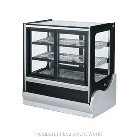 Vollrath 40889 Display Case, Refrigerated, Countertop