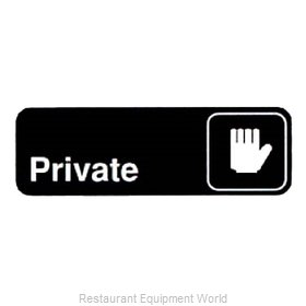 Vollrath 4505 Sign, Compliance